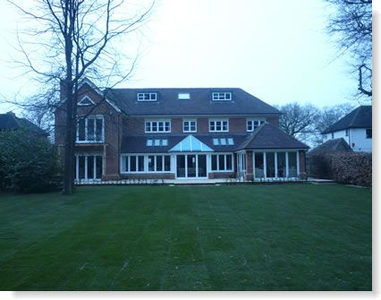 Six-bedroom house in Beaconsfield